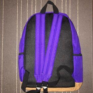 Golf Wang Bags - Purple GOLF backpack